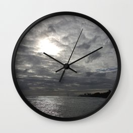fin du monde Wall Clock
