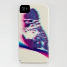 Bird Hair Day iPhone (4, 4s) Slim Case