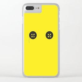 Coraline Clear iPhone Case