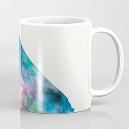 California Map Coffee Mug