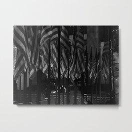 Stars & Stripes Metal Print