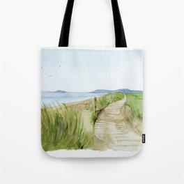 Inverness Beach Tote Bag