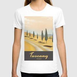 Tuscany Italy T-shirt
