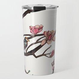 Camelia Tree Travel Mug