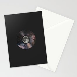 L.P. (Lunar Phonograph) Stationery Cards