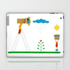 Boxes Laptop & iPad Skin