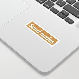 Send nudes Sticker