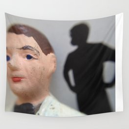 The Encounter Wall Tapestry