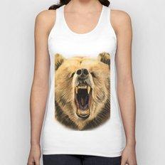 Roaring Bear Unisex Tank Top