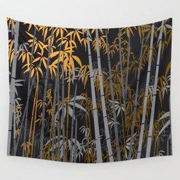 Bamboo 5 Wall Tapestry