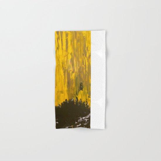 Golden Dream Hand & Bath Towel