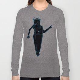 Space robots  Long Sleeve T-shirt