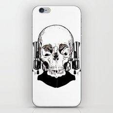 Revolver Beard iPhone & iPod Skin