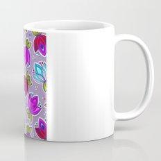 Pop Off Floral Mug
