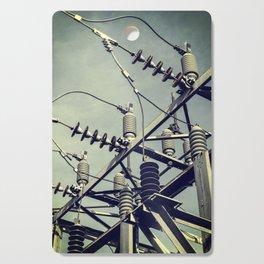 Electricity Cutting Board