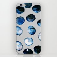 mineral iPhone & iPod Skins featuring mineral 03 by LEEMO