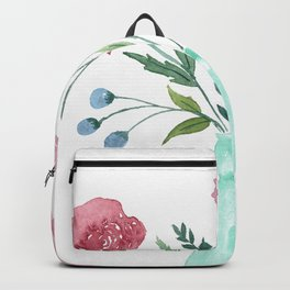 Dr Pepper bouquet Backpack