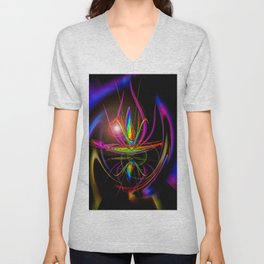 Fertile imagination 4 Unisex V-Neck