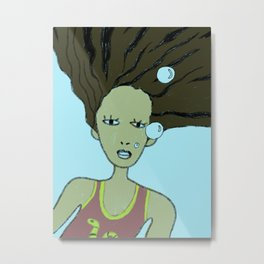 No Air  Metal Print