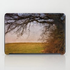Edgefield to Hunworth Scenic Route iPad Case
