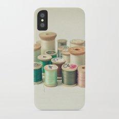 City iPhone X Slim Case