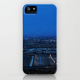 The Border iPhone Case
