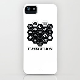 The Angels iPhone Case