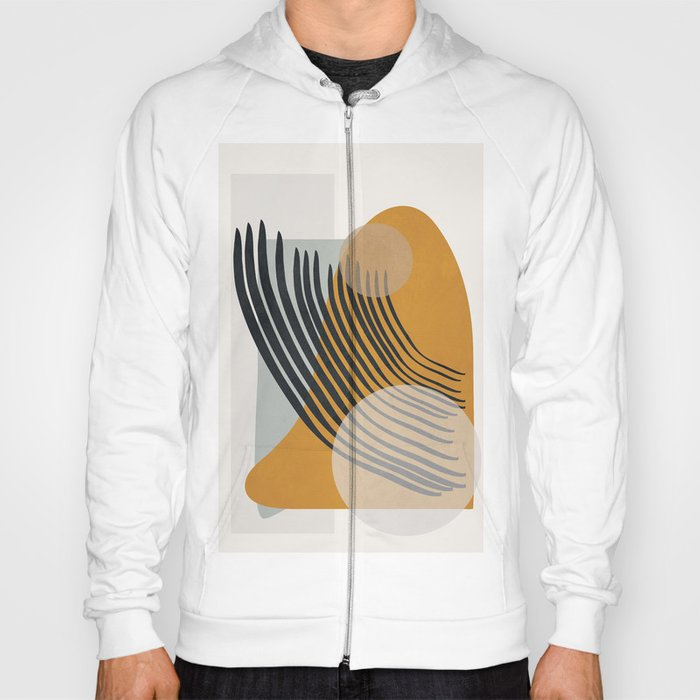 Abstract Shapes 33 Hoody