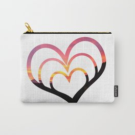 Mountains in Love I Carry-All Pouch