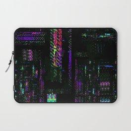 Miami Glitch Laptop Sleeve