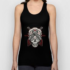 Firefly 57th Brigade Mal's Independents Brigade Unisex Tank Top