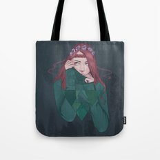 Being Shy is Painful Tote Bag
