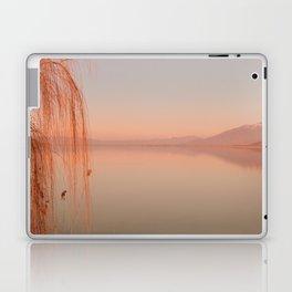 Autumn Lake Sunset Laptop & iPad Skin