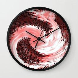 Pattern6667 Wall Clock