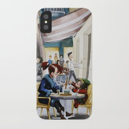 Café iPhone Case