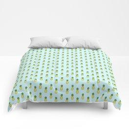 Pineapples 3.0 Comforters