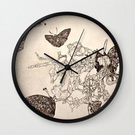 Mission Metamorphosis Wall Clock