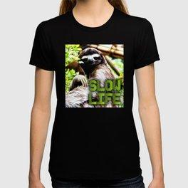 Slow Life T-shirt