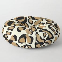 LEOPARD TTY N7 Floor Pillow