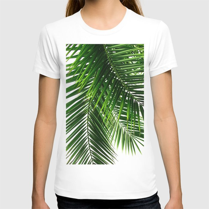 Palm Leaves #3 T-shirt
