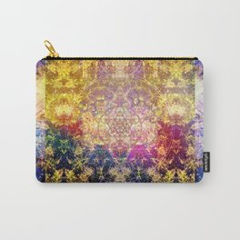 Fractalic Pineal Metatron | Foundant Dusa | Melting Soul Carry-All Pouch