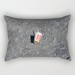 Junk Drink Rectangular Pillow