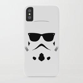 Shadetrooper iPhone Case