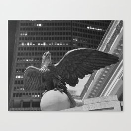 Stone Eagle Canvas Print