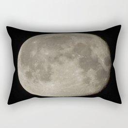 Alaskan Moon Rectangular Pillow