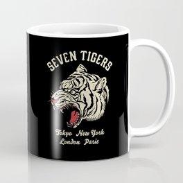 Seven Tigers Coffee Mug
