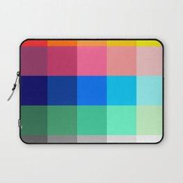 ART / ARTIST: Color Palette Laptop Sleeve