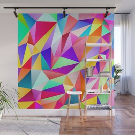 Geometric No.11 Wall Mural