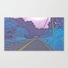 Between Night & Day Canvas Print