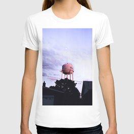 Wellington,Prince Edward County, Ontario || Sunset Poster, Purple Sunset, Film Photography, Home Dec T-shirt
